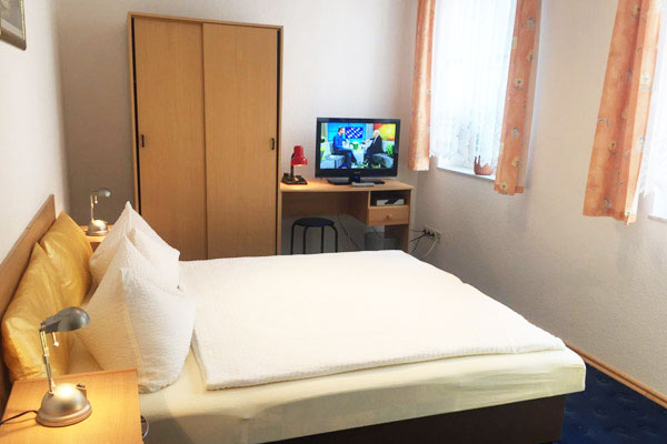 Appartement Sebnitzer Straße - Schlafzimmer