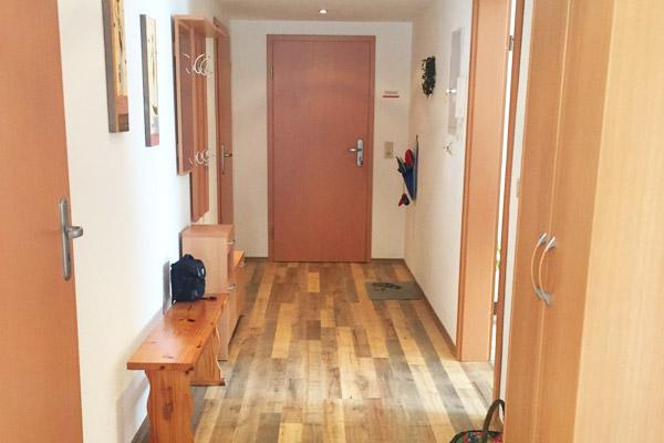 Ferienwohnung Lilienstein Rosengasse - Korridor